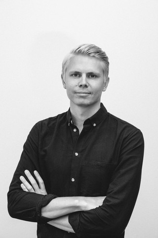 Fredrik Ericstam | Head of Finance & Administration
